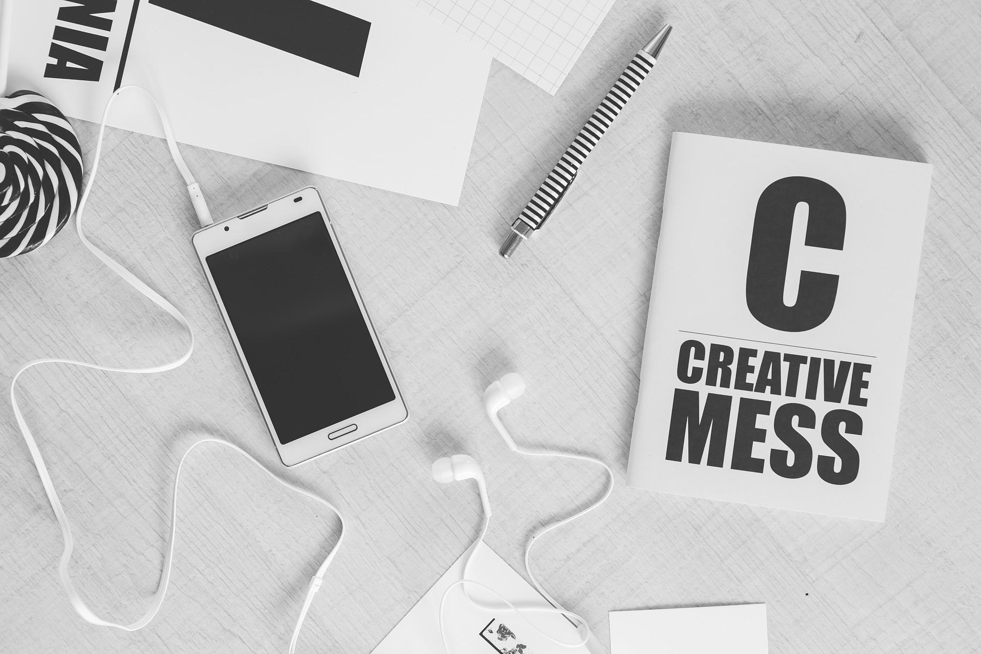Kreativní nepořádek byznys
