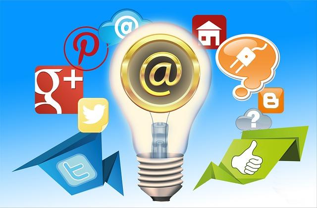 žárovka a internet