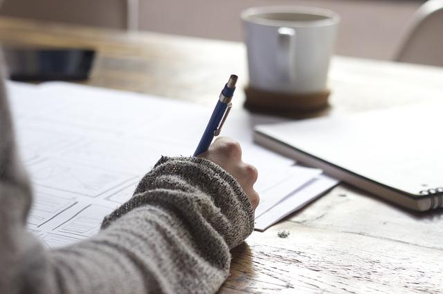 psaní do tabulky