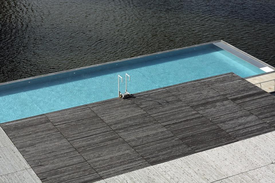 stylový bazén
